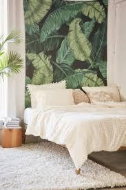 Banana Leaf Tapestry