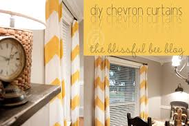 Yellow And White Curtains Target by Wall Decor Yellow And White Chevron Curtains With Black Ring