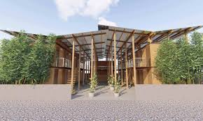 100 Images Of House Design Low Cost Bamboo By Filipino Wins International