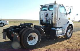 2005 Sterling L8500 Semi Truck | Item J1297 | SOLD! February... 1983 Kenworth K10 Semi Truck Item Dq9447 Sold September Truck Bank Repos For Sale Special Lender Financi Flickr 2000 Freightliner Fld Db0028 Decem 1972 Mack R Sale Sold At Auction July 16 2015 1986 Volvo White J6216 August 18 T Ok And Trailer Sales Alinum Semi Trailers For Livestock Cfigurations Awesome Trucks In Okc 7th And Pattison Refuse Trash Street Sewer Environmental Equipment 1999 T800 K8818 June 30 C Med Heavy Trucks For Sale 2009 Fld120 Sd Db4076