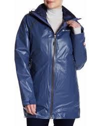 Hello Winter  f Columbia Outdry Interchange Jacket at
