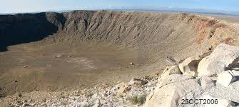Impact Craters On Earth