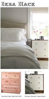 Ikea Kullen Dresser Hack by Best 25 Bedside Table Ikea Ideas On Pinterest Hemnes Bedside