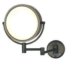 uncategorized wall mount makeup mirror awesome in best zadro