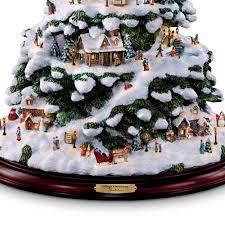 Thomas Kinkade Christmas Tree Cottage by Thomas Kinkade Christmas Trees Best Christmas Gifts