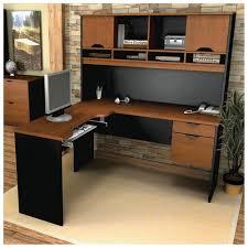 Glass Corner Desk Office Depot furniture l shaped desk with hutch office depot computer desk