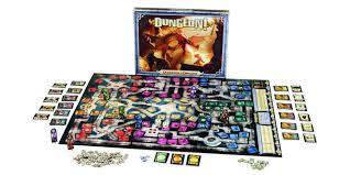 Back In 1975 A Company Called TSR Published Board Game Dungeon This Was Two Years Before The Dungeons And Dragons Basic Set Released