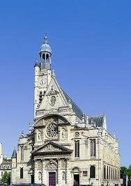 église étienne du mont 30 rue descartes sur tv mouffetard