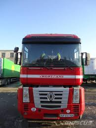 100 Magnum Trucks Used Renault 420 Tractor Units Year 2005 Price 14900 For