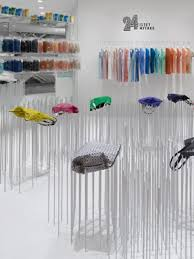 Cool Store Interior Design For Product Display