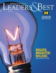 bigger brighter bolder ideas for the future