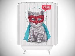 75 The Coolest Shower Curtains For A Unique Bathroom