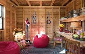 Chic Giant Bean Bag Chair In Kids Rustic With Creative Bike Storage Next To Young Adults Bedroom