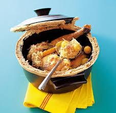 cuisine pintade cocotte recette choucroute de pintade en cocotte lutée