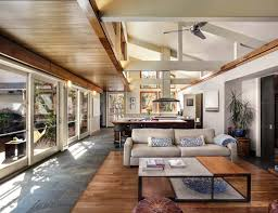 100 California Contemporary Homes LEED Platinum Ranch House In Northern