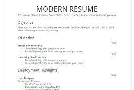Sample Resume Website Template Best 2016 Examples Simple Layout