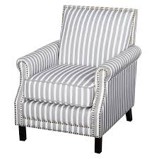 Angelo:HOME Arm Chair - Petrie (grey And White Striped) Black Accent Chairs Living Room Cranberry And With Arms Home Fniture White Chair For Elegant Design Ideas How To Choose An 8 Steps With Pictures Wikihow Charming Your Grey Striped Creative Accent Chairs Black Midcentralinfo Blackwhite Sebastian Contemporary Chrome Sets Cheapest Small Master Hickory Modern Armchair Real Wood Frame Silver Ainsley Stripe Cheap Leather Tags