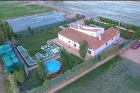 100 The Delta House Holiday Cottage Type House In The Del Ebro Prego