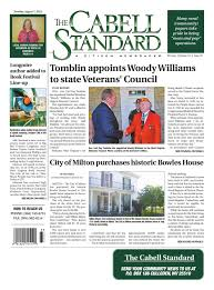Milton Pumpkin Festival Pageant by The Cabell Standard By Pc Newspapers Issuu