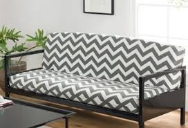 Bed Bath And Beyond Slipcovers For Chairs by Futon Cedar Futon Chair And Ottoman Set And Futon Cover For Home