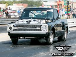 Video: Brett Deutsch Goes 8.8 @ 158 Mph In His '69 C10 Duramax ... The Worlds Faest Army Truck Defending America An 18mile At A Time 1968 Chevrolet C10 Drag Racing Pick Up Cummins Powered Diesel Pickup Crashes At Drag Week 2017 Video Dragtruckscom Official Home For Modified Trucks Check Out This Striking Orange 1969 Chevy Pickup Destroying Suspension Street Tech Magazine 2000hp 1965 Dragtimescom Fast Black C10 Truck Trucks Pinterest 1970 178 Gateway Classic Carsnashville Turbo Lsx S10 Drag Ls1tech Camaro And Febird Forum 1972 R Project To Be Spectre Performance Sema