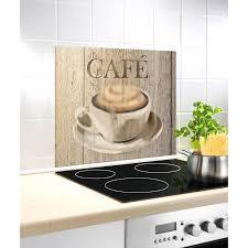 wenko glasrückwand café 60 cm x 50 cm