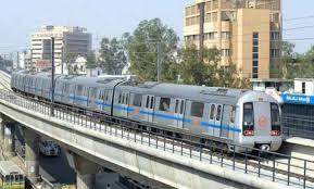 Delhi Metro train runs with open doors operator suspended