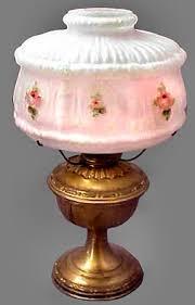 Antique Brass Aladdin Lamps by Aladdin Lamp Model 7