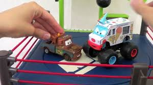 100 Monster Truck Mater New S Diecast Rasta
