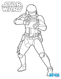Star Wars Stormtrooper Pumpkin Stencil by Star Wars Coloring Pages Hellokids Com