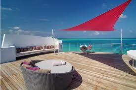 100 Maldives Lux Resort LUX North Male ECODEC Portfolio Hotel Curtains
