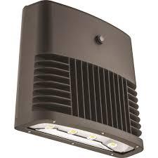 lithonia lighting bronze 90 watt 4000k cool white photocell