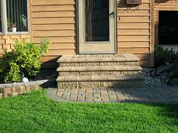 Patio Ideas ~ Outdoor Patio Step Ideas Concrete Front Porch Steps ... Landscape Steps On A Hill Silver Creek Random Stone Steps Exterior Terrace Designs With Backyard Patio Ideas And Pavers Deck To Patio Transition Pictures Muldirectional Mahogony Paver Stairs With Landing Google Search Porch Backyards Chic Design How Lay Brick Paver Howtos Diy Front Good Looking Home Decorations Of Amazing Garden Youtube Raised Down Second Space Two Level Beautiful Back Porch Coming Onto Outdoor Landscaping Leading Edge Landscapes Cool To Build Decorating Best