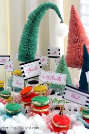 Whoville Christmas Tree Decorations by Whoville Inspired Christmas Cookies Brightly Colored Whoopie Pies