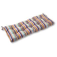 Bench Outdoor Cushions Tar