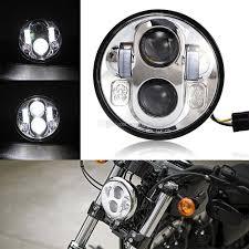 5 75 inch headlight bulb 5 3 4 high low beam led headl kit