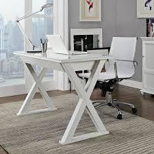 Computer Desks Walmart Canada by White Glass Desk Diego Desk With Pure White Glass Calvin Glass
