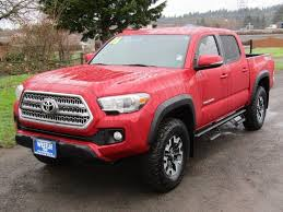 100 Westlie Truck Center 2016 Toyota Tacoma For Sale In Hillsboro OR 97124 Autotrader
