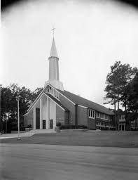 Pumpkin Patch Church Tallahassee by Florida Memory View Of Faith Presbyterian Church Tallahassee
