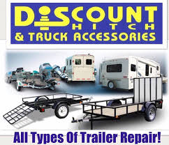 We Offer All Types Of Trailer Repair!... - Discount Hitch & Truck ...