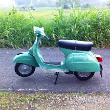Has Been Readyvespa Sprint 1977 After Restoration Good Job Team Alvilfajri