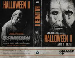 Halloween Ii 2009 Cast by The Horrors Of Halloween Halloween 2 2009 Vhs Dvd And Blu Ray