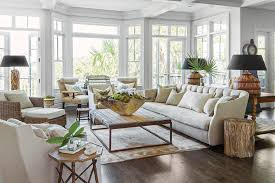 Southern Living Living Room Paint Colors by Fresh U0026 Friendly Beach House Makeover White Paint Colors White