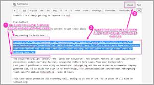 Text Decoration Underline Style by Retargeting Case Study Part 2 How To Use A U0027hyper Specific Next
