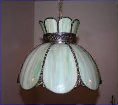 glass hanging l shades 25 unique stained chandelier ideas on
