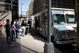 100 Food Trucks Minneapolis Eater Scenes Truck Friday In Downtown At 100 Pm