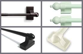 Sidelight Curtain Rods Magnetic by 5 Amazing Magnetic Curtain Rod That Will Give Your Curtain A Lift