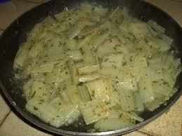 les côtes de blettes à la sauce blanche une recette facile