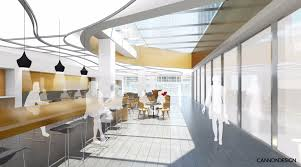 Front Desk Jobs Chicago by Bright New Lobby Space Headed To Michigan Avenue Office Tower