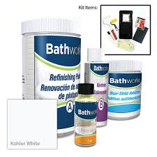 American Bathtub Refinishing San Diego by Bathtub Refinishing Kits By Bathworks Premium Tub Tile And